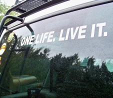 One Life Live it!
